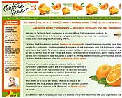 Delicious citrus products that sell themselves!