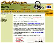 Wix and Napa Filters from FleetFilter