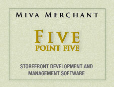 Miva Merchant Design Estimate