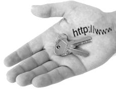 Keys to your website